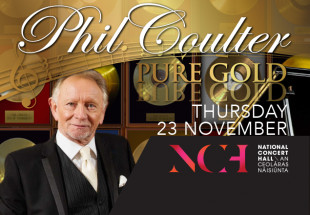 Phil Coulter at the NCH, Single Ticket €25