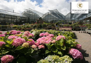 €20 spend in the Garden Pavilion for €10