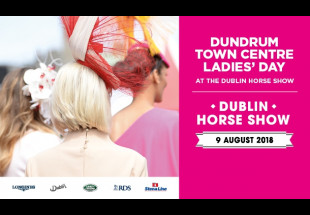 Ladies' Day at Dublin Horse Show for 2