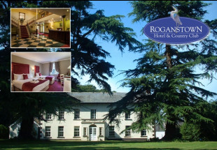 1 night B&B & Dinner in an Executive room for 2