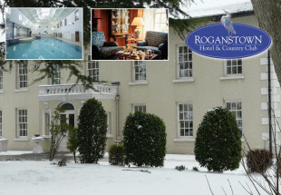 1 night stay in Roganstown in an Executive room