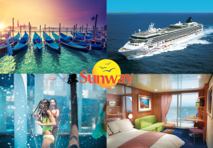 Montenegro & Greece for 7 nights with Sunway