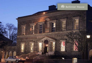 1 night stay at Bellinter Country House Hotel