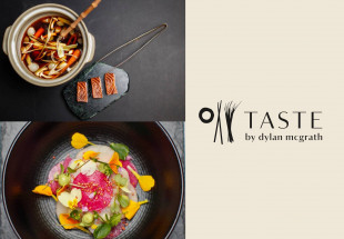 Three course menu for two at Taste
