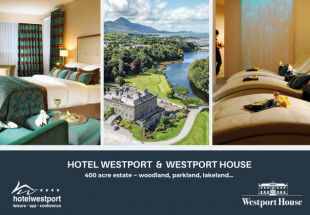 Two night stay for two people at Hotel Westport