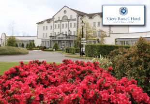 2 night midweek stay at Slieve Russell Hotel