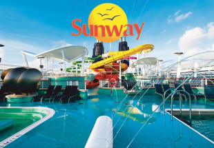 All Inclus Mediterranean Fly Cruise with Sunway