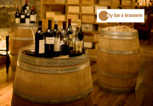 Wine tasting & supper for 2 people at ely