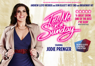 Ticket to 'TELL ME ON A SUNDAY'