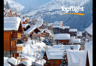 7 nights on the Slopes of Méribel with Topflight