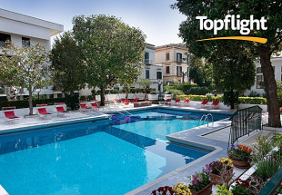 7 nights for 2 in Sorrento on 19th August 2018