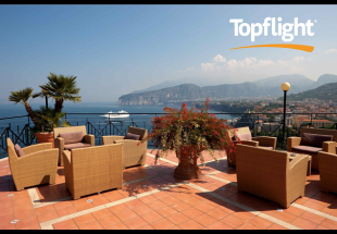 Spectacular Sorrento with Topflight on 14th Oct