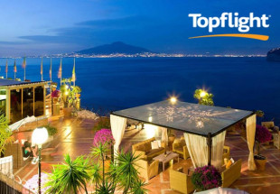 7 night stay in Sorrento for 2 in May