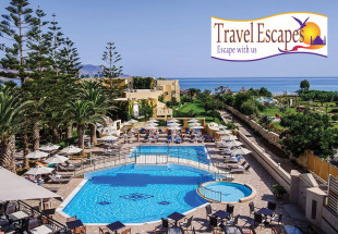 Escape to Crete next May with Travel Escapes