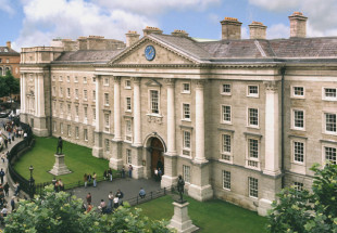 Overnight Stay at Trinity College Dublin