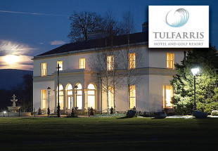 Over night stay at Tulfarris Hotel
