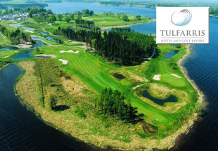 Golf for 2 With Lunch at Tulfarris