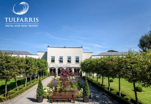 2night stay in Tulfarris with afternoon tea/golf