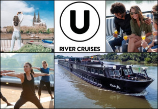 Eight day cruise on the Rhine River for two