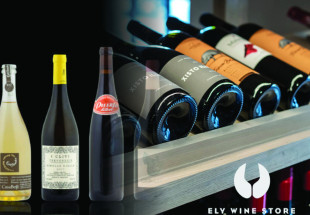 12-bottle mixed case of wine from Ely