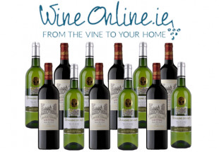 12 Wines of France from WineOnline.ie