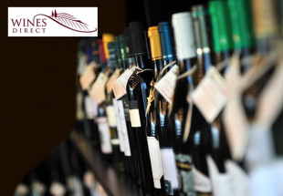 A half case of 6 premium wines from Wines Direct