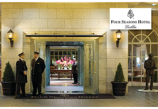 1 night stay at Four Seasons Hotel Dublin