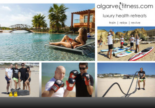 7 day 5* Algarve Fitness Holiday