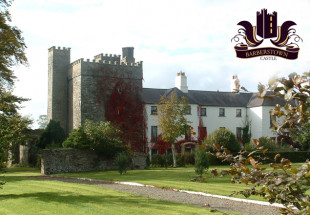 2 night stay at Barberstown Castle with dinner