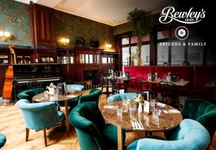 Bewleys Brunch, tea & cocktail €40 for 2