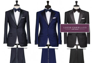 A dress suit from Louis Copeland & Sons
