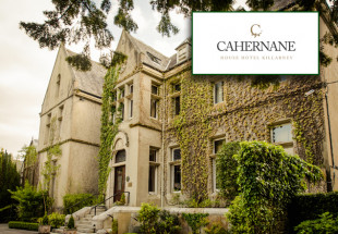 2 night stay at Cahernane House Hotel