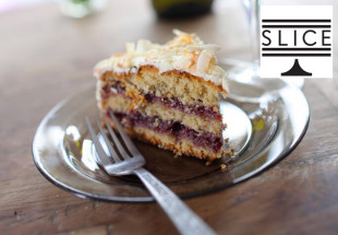 Afternoon tea for 2 at Slice Café with gifts