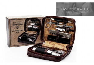 Men's Grooming Kit from Campbell Jewellers