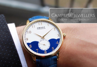 Amant Stockholm Watch