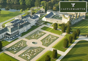 2 nights for 2 at the AA 5* Castlemartyr Resort