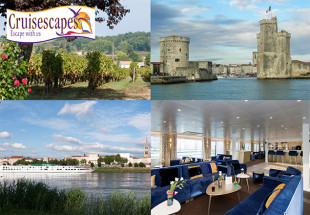 Five star all inclusive river cruise