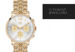 Orla Kiely Watch