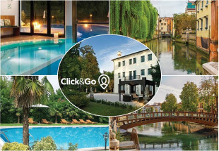 Treviso and Venice With Click & Go