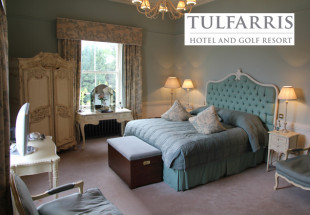 Two night midweek stay at Tulfarris Hotel