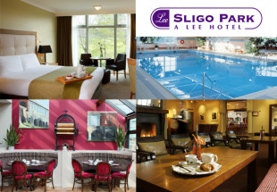 2 night stay at Sligo Park Hotel