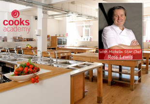 Masterclass with Michelin Star Chef Ross Lewis