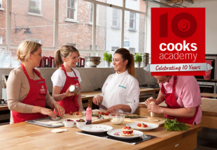1 Week Cookery Course at Cooks Academy