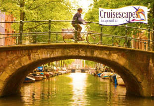 Romantic Rhine & picturesque Holland for two