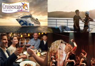 Five-star Pacific cruise, LA to Vancouver