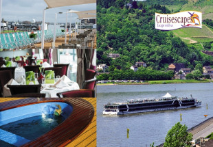 7 night Rhine & Moselle Valley River Cruise