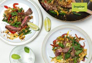 2 person meal plan from Dropchef