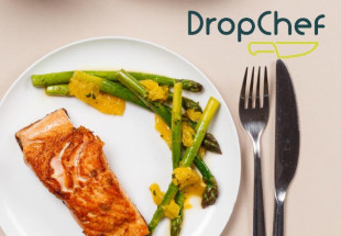 Two person meal plan with DropChef