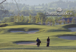 Golf Day for 2 at Druid's Heath