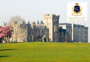 2 night stay at Kilronan Castle, Roscommon